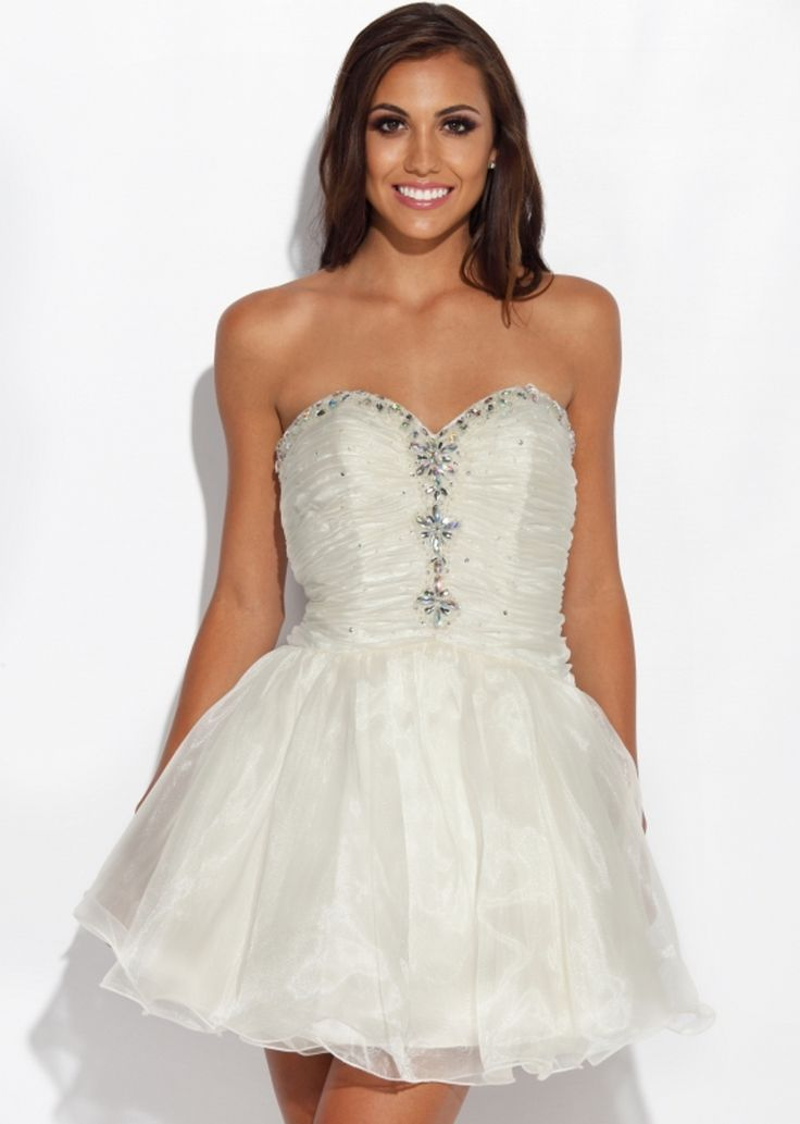 Sexy Sweetheart Beaded Sparkly Cheap Cute Corset Short Sequin Homecoming Dresses