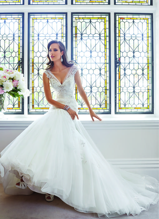 Sophia Tolli Bridal For Mon Cheri At Estelleu0027s Dressy Dresses In  Farmingdale, NY #wedding