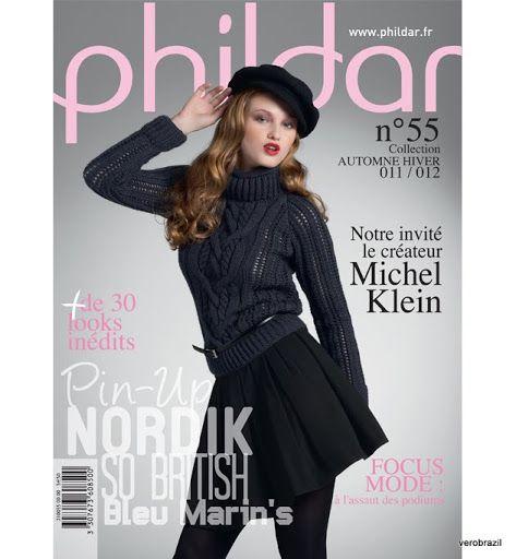 Phildar n° 55 - veronique jeanne - Picasa Webalbumok