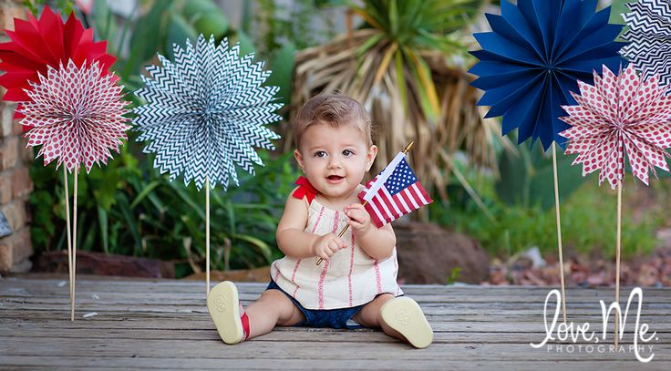 """4th of July 'Lil Firecrackers Photo Album for more 4th of July Cuties -  https://www.facebook.com/media/set/?set=a.254844987961234.49666.246456832133383&type=3  """"Like"""" & Become a Fan @ Baby Boutique 4 U-  https://www.facebook.com/BabyBoutique4U Happy Independance Day"""