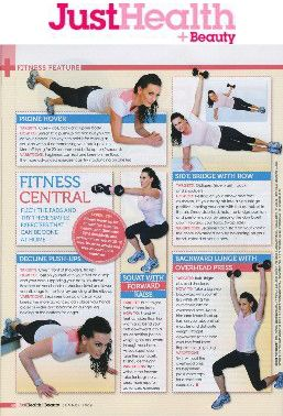fitness article