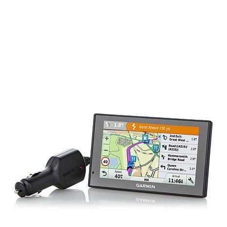 "Garmin DriveSmart 51LMT 5"" GPS w/Lifetime Maps/Traffic"