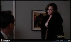 Alexis Bledel of Mad Men as Anastasia Steele?