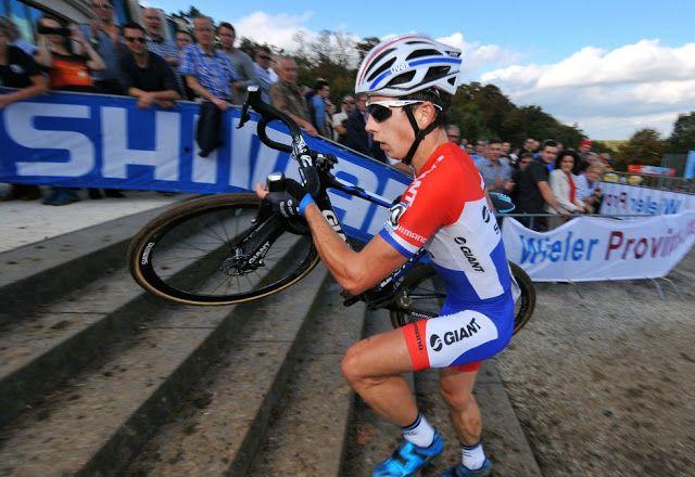 BikeSplosh - All Things Bikes: Video: Lars Van Der Haar Cyclocross Tips