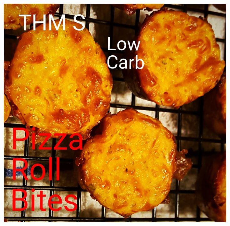 Pray Eat Love Read Create Save: Pizza Roll bites