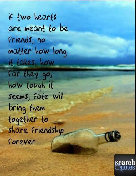 Quotes About True Love And Fate: 54 Best Images About Friendship On Pinterest