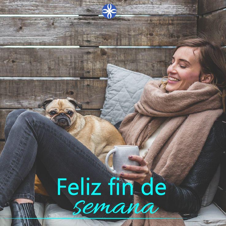 Disfruta de unos días llenos de amor, #LaCole te desea un #FelizFinDeSemana con tus seres queridos de dos o cuatro patas. #FelizViernes
