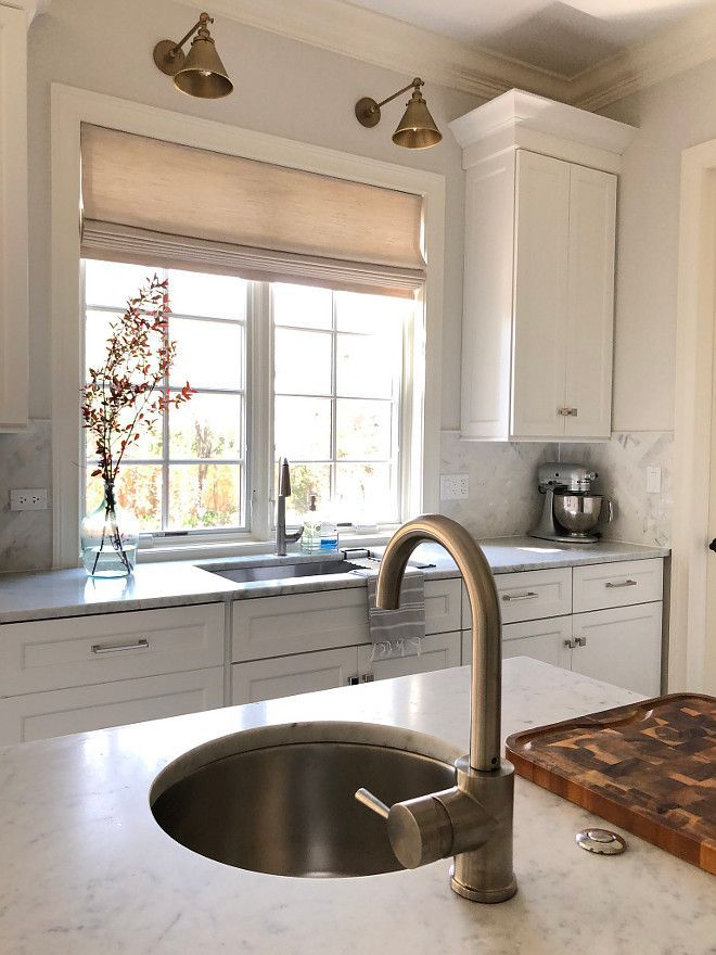 Sconces Over Kitchen Sink Brushed Brass Sconces Over