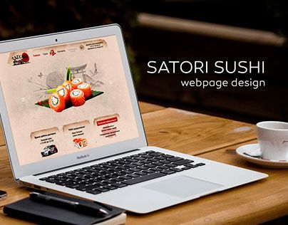 "Check out new work on my @Behance portfolio: ""Satori Sushi webpage"" http://be.net/gallery/49472617/Satori-Sushi-webpage"