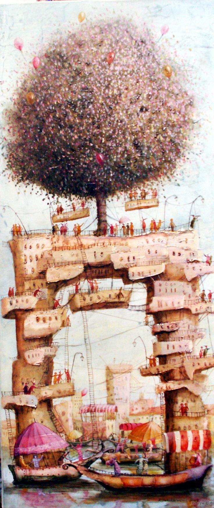 Januskevicius Remigijus - Tree on the Bridge