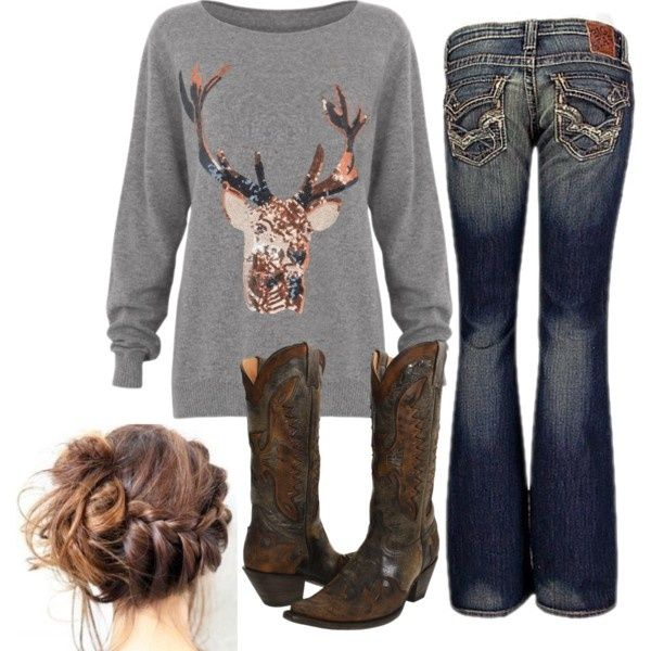 country girl fashion | Small town country girl