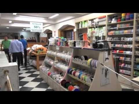 RIBES & CASALS - Tienda de telas por metros en Madrid Centro
