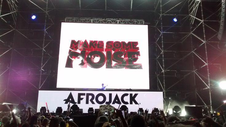 Afrojack en #Summerland Cartagena 2015