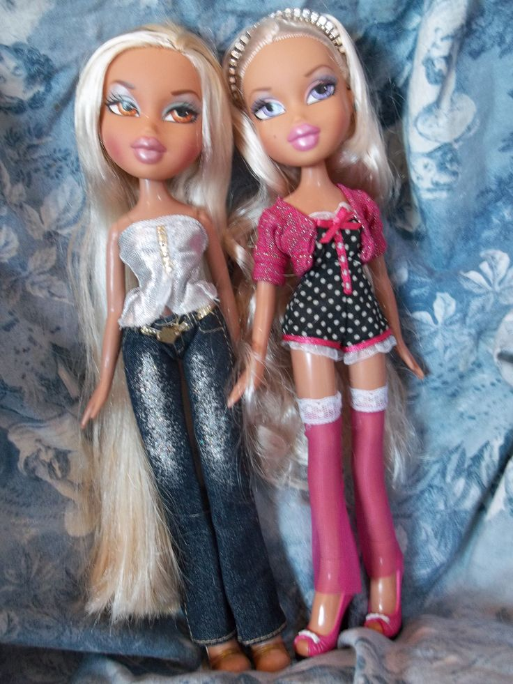 Amazon.com: bratz dolls hair: Toys & Games