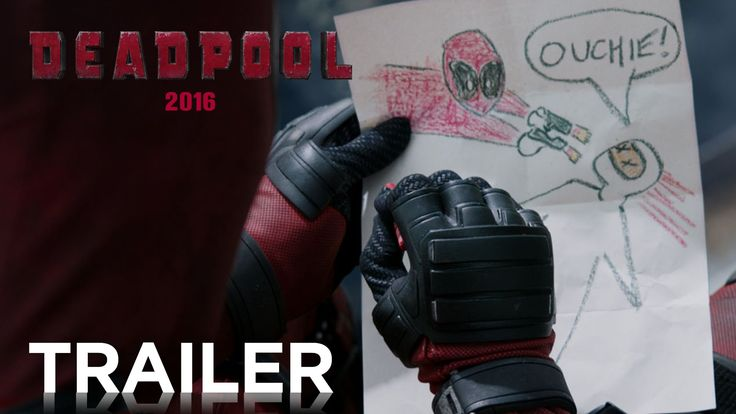 Deadpool   Trailer [HD]   20th Century FOX I AM SO HAPPY THIS IS MY FAVORITE DAY EVER AND I LOVE THAT WE STILL HAVE NO IDEA WHAT THE PLOT IS BUT EVERYONE IS NOW 192846X MORE EXCITED FOR THE ACTUAL MOVIE THAN BEFORE. YAYYYYYYYY!!!!!!!!!!