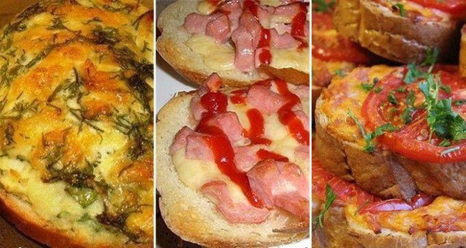 6 tipů pro horké sendviče k snídani | NejRecept.cz