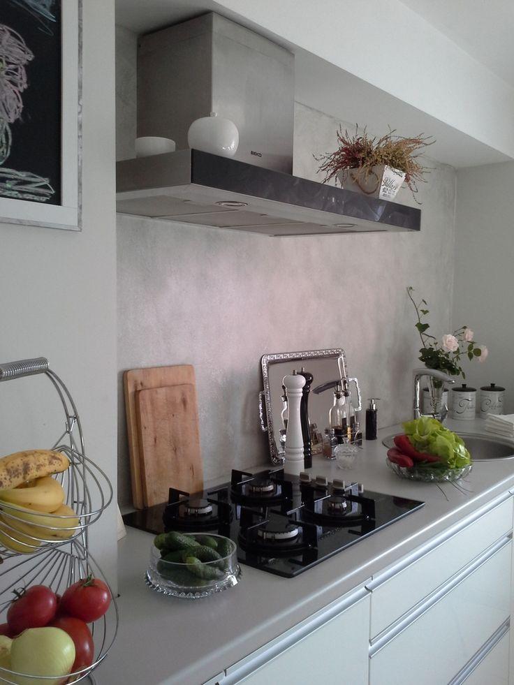 Wnętrza, U Ani... - kuchnia