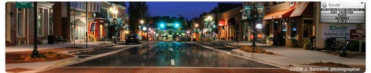 Town of Bel Air - Main Street  www.HomesinBelAirMd.com