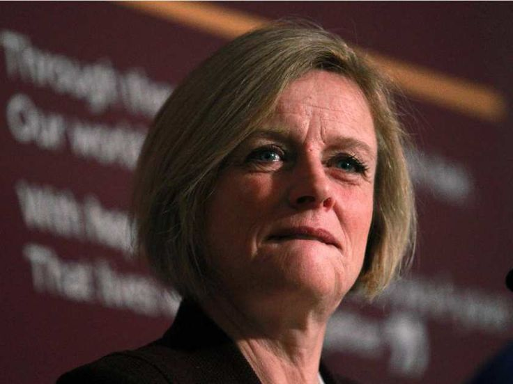 Premier Rachel Notley expressed growing alarm with the fentanyl crisis.