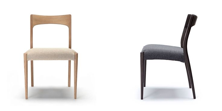 Designer furniture - commercial, hospitality and residential furniture by FeelGood Designs - Chair 172 by Takahashi Asako