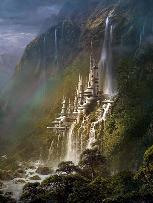 Fantasy World_SarelTheron