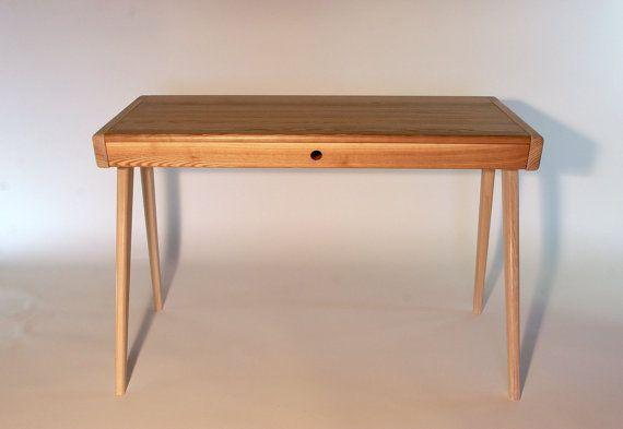 Solid wood computer desk Bureau desk Original Modern by Medsiede