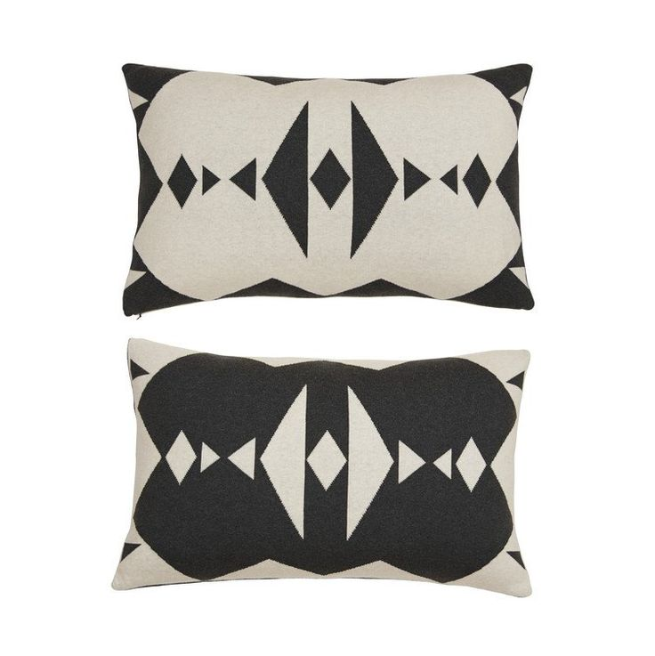 Hopi Knit Cushion by OYOY