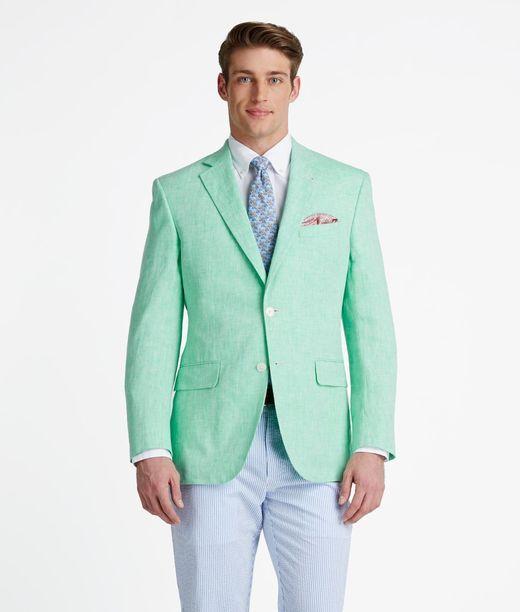 Linen Sport Coats