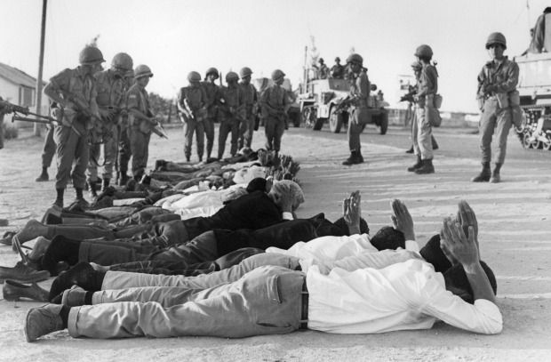 Image result for atrocities against Egyptian soldiers  six day war