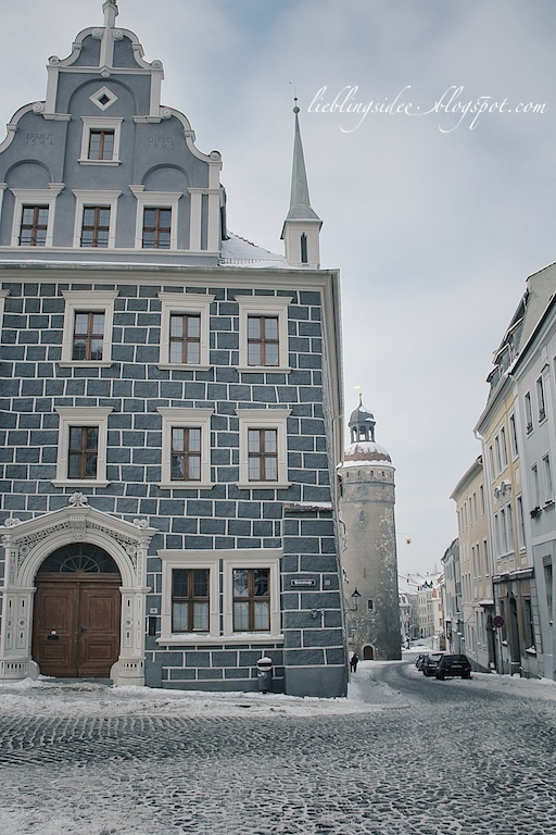 Winter in Görlitz ... Old Town  http://lieblingsidee.blogspot.de/2013/01/winter-in-gorlitz.html