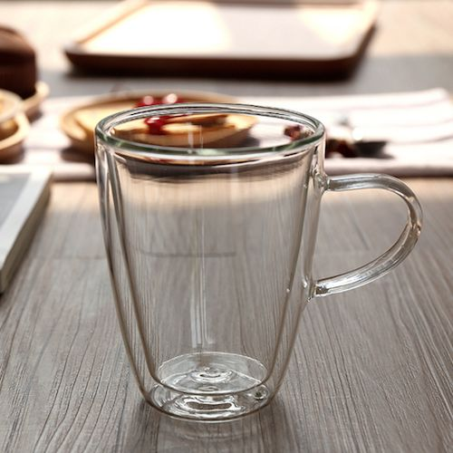 The Double Walled V #Glassware