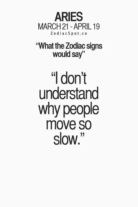 Ha! I say this daily