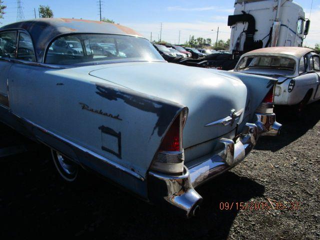 1955 Packard 400 aus Minnesota am Lagerhaus New York!