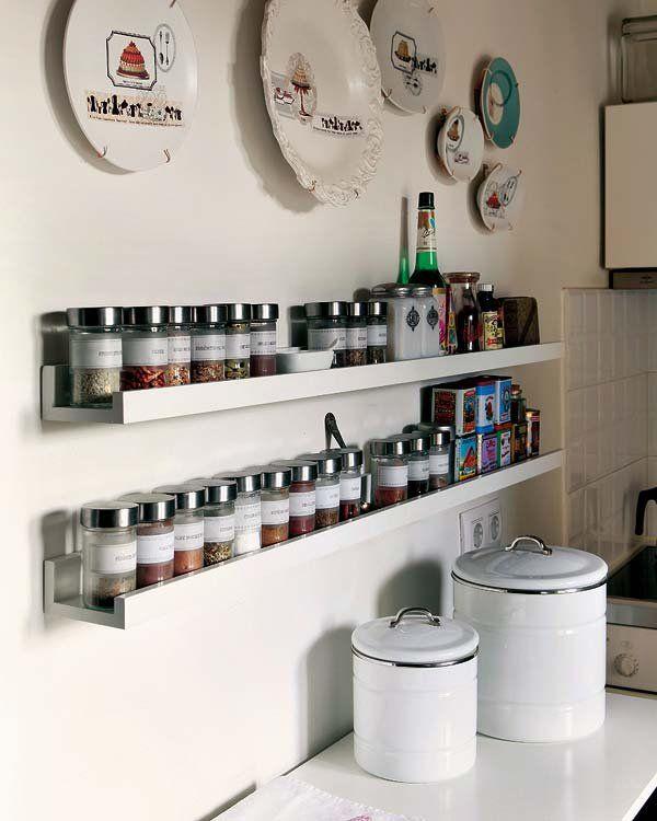 89 best muebles para cocina images on pinterest kitchen for Muebles de cocina hacker