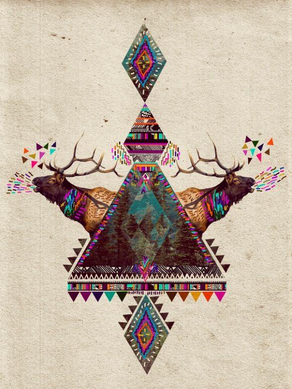 Artwork We Love: Kris Tate's Psychedelic Prints | Free People Blog