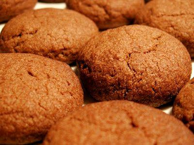 smakołyki alergika: ciasteczka Nigelli