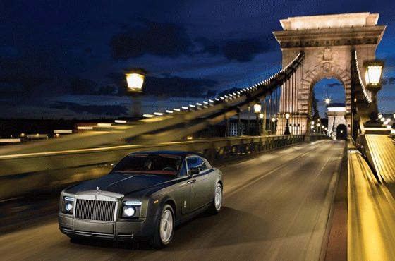 Pakistan ranks second among highest number of Rolls Royce fans