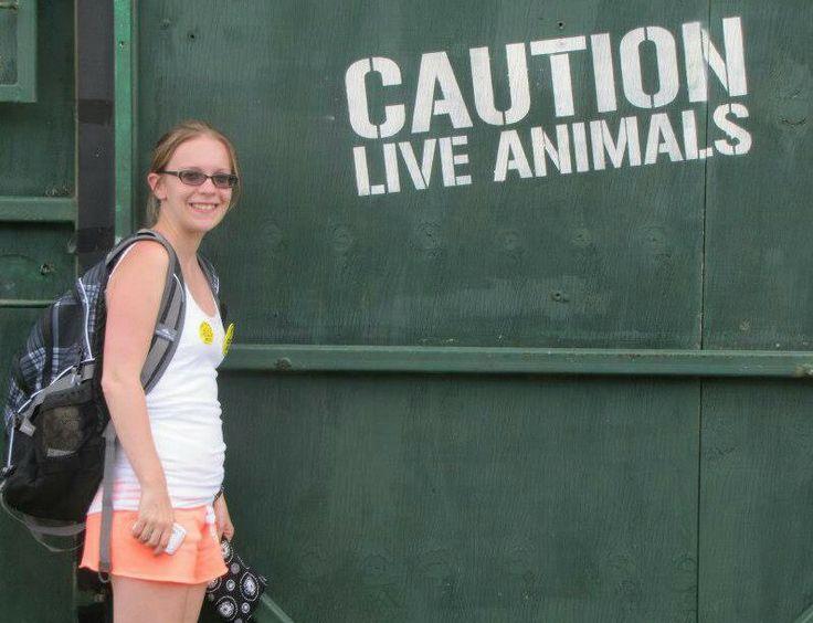 Steve Irwin's zoo in Australia