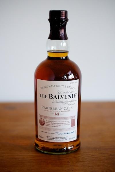 The Balvenie Caribbean Cask Single Malt Scotch Whiskey