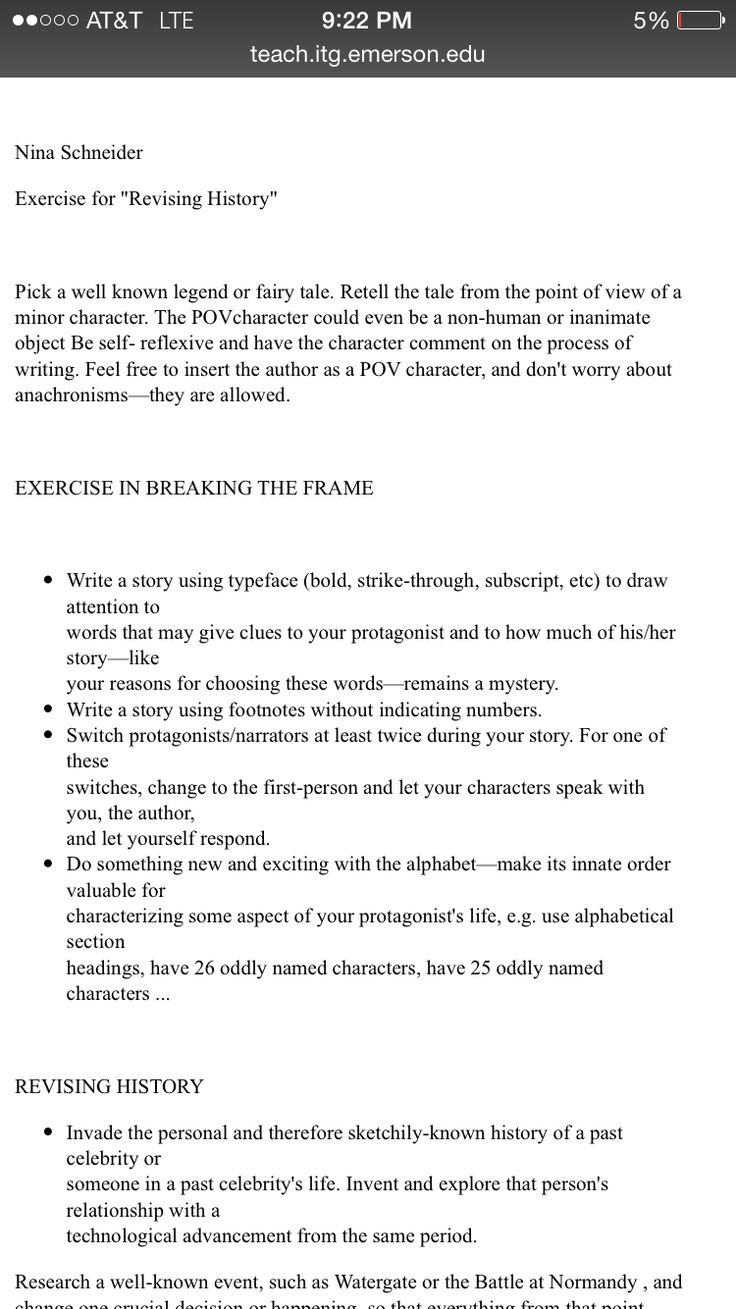 Pin By Catherine Kushan On On Writing    Students