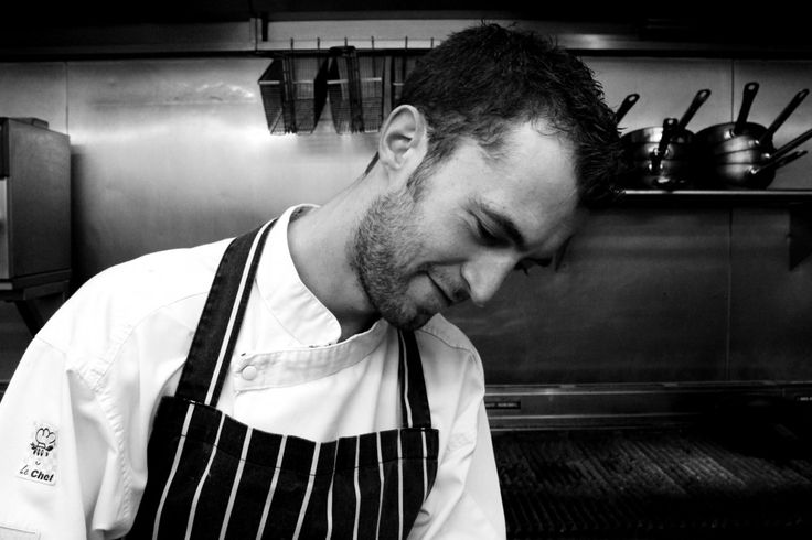 Meet the Chef, Jay Williams, heading up the brand new kitchen at the newly refurbished Duke of Cambridge pub in Tilford