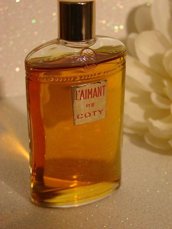 Vintage L'AIMANT de COTY Pure Parfum Perfume 1 by ChiChiPerfumes, $249.99