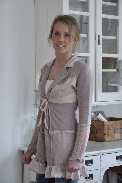 Vita Verandan: kläder