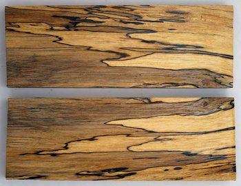 Spalted Pecan Wood. By Ed Street via wetlands.simplyaquatics.com