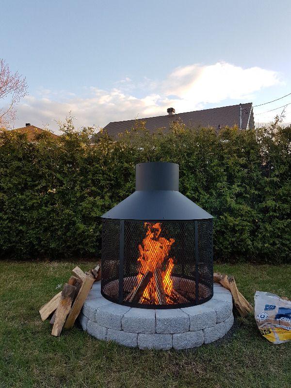 Foyer Exterieur Mobilier Pour Terrasse Et Jardin Granby Kijiji Fire Pit Backyard Outdoor Bbq Outdoor