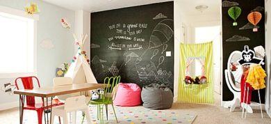 Playground at home!!!! What an excellent idea!                                             by eleanna kapokaki.interior architect.