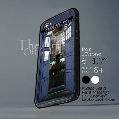 tardis doctor who geek  Iphone 6 note for  6 Plus
