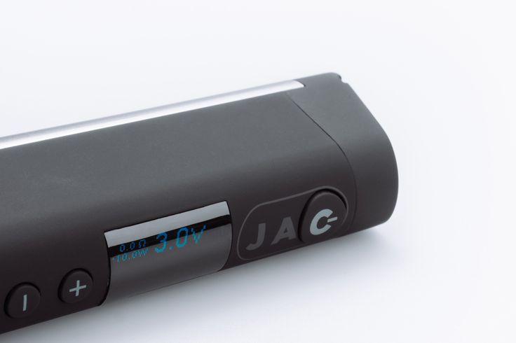 The SERIES-B Tilt from JAC Vapour is a premium VW box mod, designed and engineered in the UK.  #ecig #boxmod #jacvapour #vapeon #vapefam #vw #vaping
