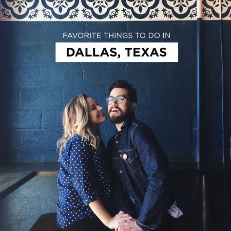 BEST things to do in DALLAS, TEXAS.