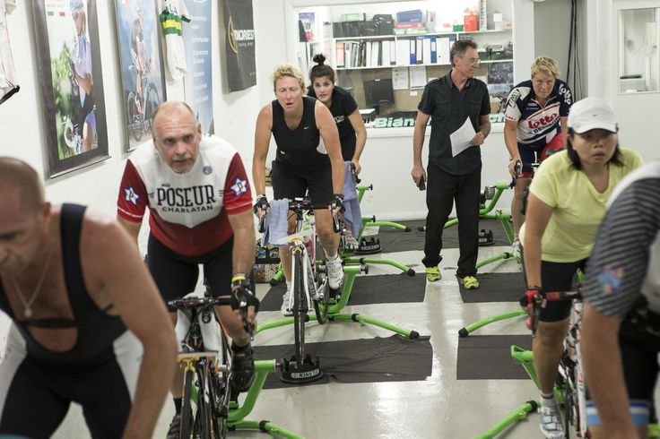 Mega Spin Advanced - highly intensive training, suitable for advanced riders